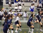 2010春リーグ戦 vs育英短期大学